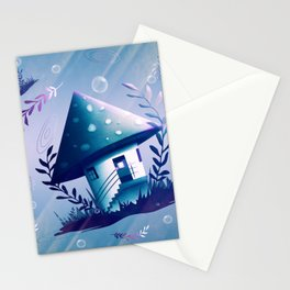 Magic Mush Room - Pattern Stationery Cards