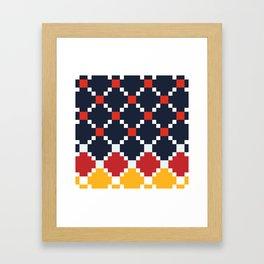 Lat Prime Framed Art Print