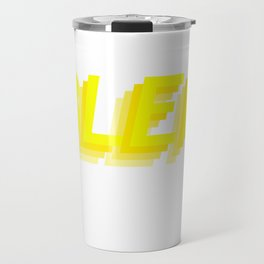 BLEH. Travel Mug