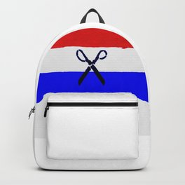Hair Cuts Backpack