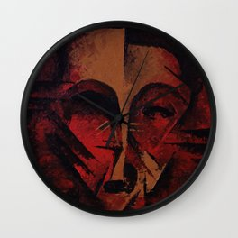 face_pt2-3 Wall Clock