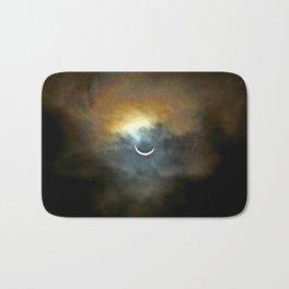 Solar Eclipse II Bath Mat