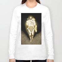 hercules Long Sleeve T-shirts featuring Hercules by wyguy5