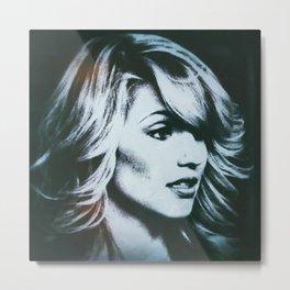 Diana Agron Metal Print