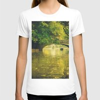 rowing T-shirts featuring Rowing by nature by Eduard Leasa Photography