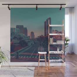 Pop city. Wall Mural