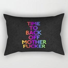 CAN'T PIN ME DOWN Rectangular Pillow