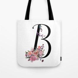 Modern Calligraphy Tote Bag