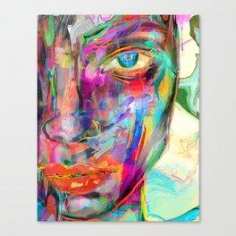 Enigmatica Canvas Print