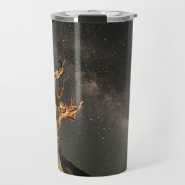 Milky Way over an Ancient Bristlecone Pine  Travel Mug