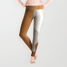 Abstract Shapes 34 Leggings