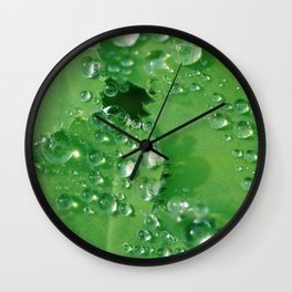 Shadow & Light of Transparency Wall Clock