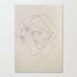 Virginia Woolf Canvas Print