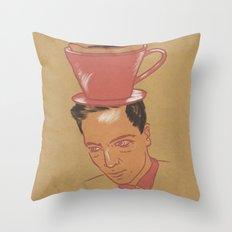 Pour Over Throw Pillow