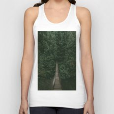 Into the Wilderness Unisex Tank Top