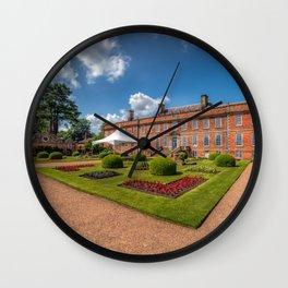 Erddig Hall Wall Clock