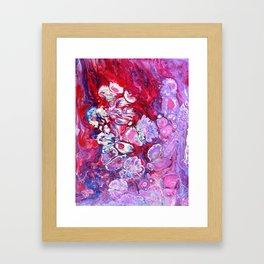 Japanese Spring Garden Framed Art Print