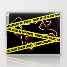 Crime Scene Laptop & iPad Skin