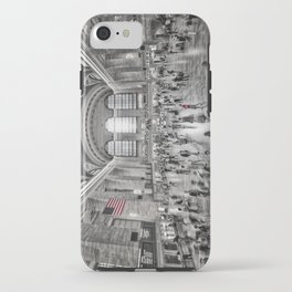 A Moment of Reflection iPhone Case
