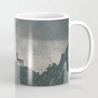 storm Mugs featuring Storm by Rafael Igualada