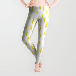 Yellow Lines Leggings