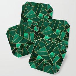 Emerald and Copper Coaster