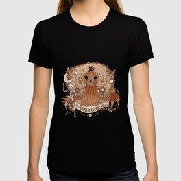 Halloweeny gardens T-shirt