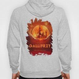 Travel to Gallifrey! Hoody