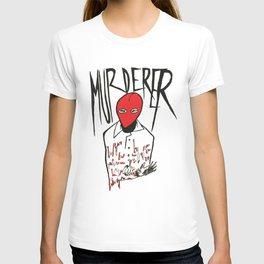 Murderer T-shirt