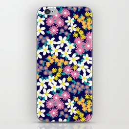 Ditsy Floral iPhone Skin