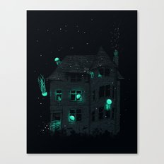 A New Home Canvas Print