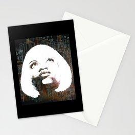 Blonde Diva Stationery Cards