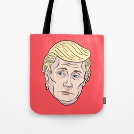 Trumputin Tote Bag