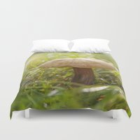 lawyer Duvet Covers featuring Sparkling lights  by UtArt