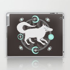 CULT ALIEN NIGHT WOLF Laptop & iPad Skin
