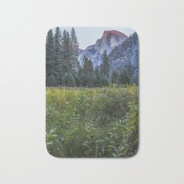 Light setting on Half Dome v Bath Mat