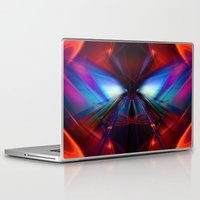 rush Laptop & iPad Skins featuring Rush by Robin Curtiss