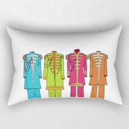 Sargent Peppers Rectangular Pillow