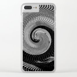 Blow Clear iPhone Case