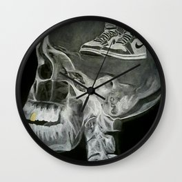 SneakerHead Wall Clock