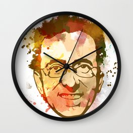 Jordi Hurtado Wall Clock