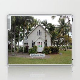 St Mary's by the Sea Laptop & iPad Skin