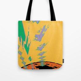Sonic Invasion 3 Tote Bag