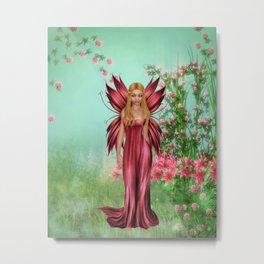 Spring Lily Metal Print