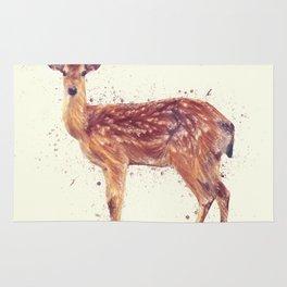 Deer Study Rug