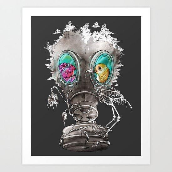 intersection Art Print
