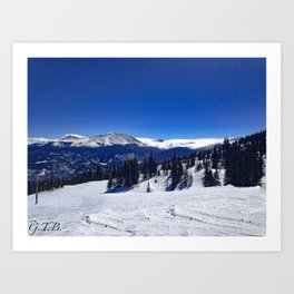 Colorado in Full Color Art Print