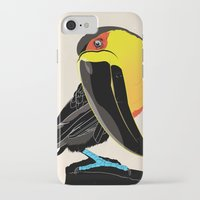 coco iPhone & iPod Cases featuring Coco by Nicholas Darby