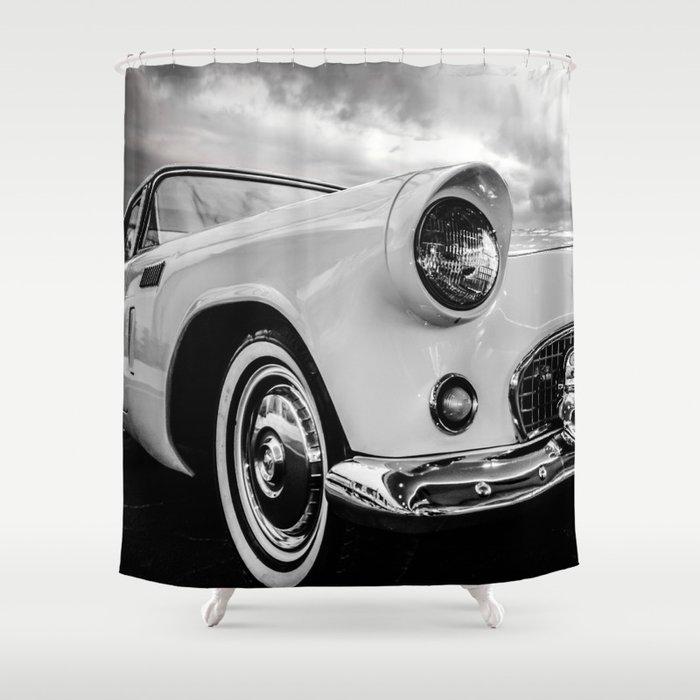 Thunderbird Classic Shower Curtain by mcgrathdesigns   Society6