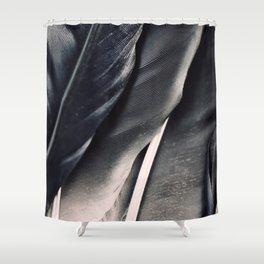 Dark Wing #1 Shower Curtain